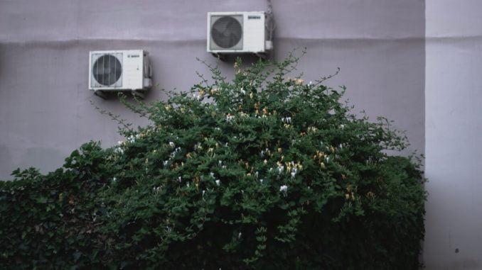 Värmepumpar i städer